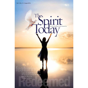 The Sprit Today, Aug. 2016