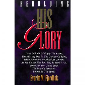 Beholding HIs Glory (cover image)
